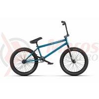 Bicicleta BMX WTP Crysis 21.0TT mat translucent teal 20 inch 2020