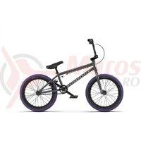 Bicicleta BMX WTP Curse 20.25TT 20 inch antracit 2018