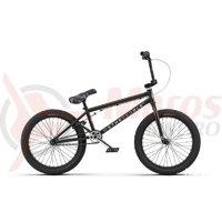 Bicicleta BMX WTP Curse 20.25TT 20 inch negru mat 2018