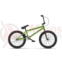 Bicicleta BMX WTP Curse 20.25TT 20 inch verde 2018