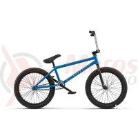 Bicicleta BMX WTP Justice 20.75TT 20 inch albastra 2018