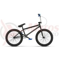 Bicicleta BMX WTP Nova 20.00TT 20 inch negru mat 2018