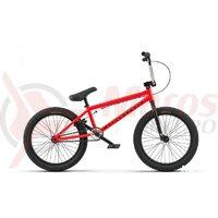Bicicleta BMX WTP Nova 20.00TT 20 inch rosu neon 2018