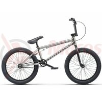 Bicicleta BMX WTP Nova 20.5TT raw matt spec. ed. 20 inch 2020