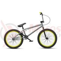 Bicicleta BMX WTP Nova 20TT 20 inch quicksilver 2019