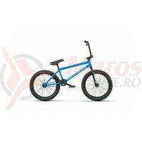 Bicicleta BMX WTP REASON 20, 20.75TT matt blue 2021