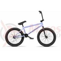 Bicicleta BMX WTP reason 20.75TT matt lilac 20 inch 2020