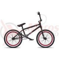 Bicicleta BMX WTP Seed 15.75TT negru 16 inch 2016