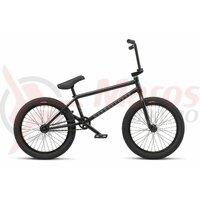 Bicicleta BMX WTP TRUST-RSD FC 20.75TT Matt Black 2019