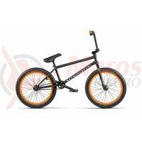 Bicicleta BMX WTP TRUST RSD FC 20.75TT Matt Black 2020