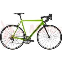 Bicicleta Cannondale CAAD12 Ultegra verde neon 2018