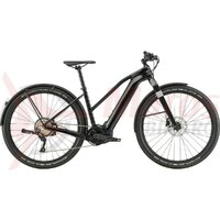 Bicicleta Cannondale Canvas Neo 1 Remixte Black