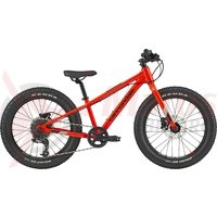 Bicicleta Cannondale Cujo Race 20+ Acid Red 2020