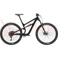 Bicicleta Cannondale Habit 6 Black 2020
