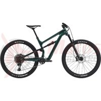 Bicicleta Cannondale Habit Carbon 3 Emerald 2020
