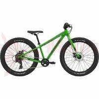Bicicleta Cannondale Kids Cujo 24+ Green