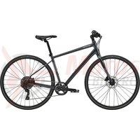 Bicicleta Cannondale Quick 4 Graphite 2020