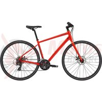Bicicleta Cannondale Quick 5 Acid Red 2020