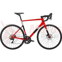 Bicicleta Cannondale SuperSix EVO Carbon Disc 105 Acid Red 2020