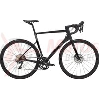 Bicicleta Cannondale SuperSix EVO Carbon Disc Ultegra Matte Black 2021