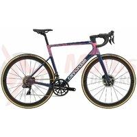 Bicicleta Cannondale SuperSix EVO Hi-MOD Disc Dura-Ace Di2 Team Replica 2021