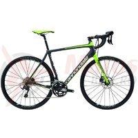Bicicleta Cannondale Synapse Carbon 105 BLK disc 2016