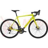 Bicicleta Cannondale Synapse Carbon Disc 105 Nuclear Yellow 2020