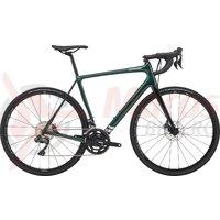 Bicicleta Cannondale Synapse Carbon Disc Ultegra Di2 Emerald 2020
