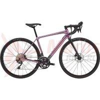 Bicicleta Cannondale Synapse Carbon Women's Ultegra Lavender (LAV)