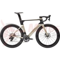 Bicicleta Cannondale SystemSix Hi-MOD Red eTap AXS Champagne 2020