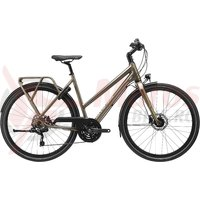 Bicicleta Cannondale Tesoro Mixte 2 Meteor, with Graphite, reflective decal 2020