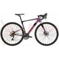 Bicicleta Cannondale Topstone Carbon Women's 4  Lavender 2021