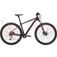 Bicicleta Cannondale Trail 6 27.5 negru mat 2018