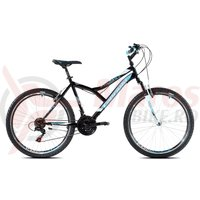 Bicicleta Capriole 26' Diavolo 600 FS blue