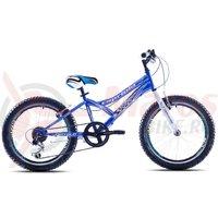 Bicicleta Capriolo 20 Diavolo 200 blue-black