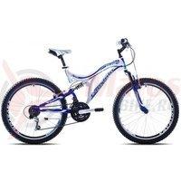 Bicicleta Capriolo CTX 240 24 blue-black-light green