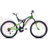 Bicicleta Capriolo CTX 240 24 green-black