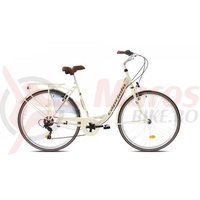 Bicicleta Capriolo Diana City beige