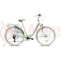 Bicicleta Capriolo Diana City pistacia