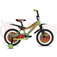 Bicicleta Capriolo Kid Boy green 16
