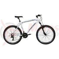Bicicleta Capriolo Monitor FS Amort white-blue