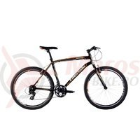 Bicicleta Capriolo Monitor Man black-orange