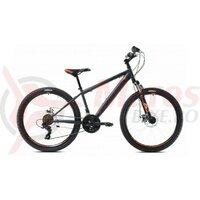Bicicleta Capriolo MTB Raven 26 XC - DISC grey orange