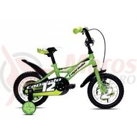 Bicicleta Capriolo Mustang verde 12