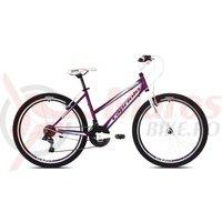 Bicicleta Capriolo Passion Lady violet/alb 2017