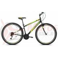 Bicicleta Capriolo Passion Man 29 Black-Yellow-Green 16
