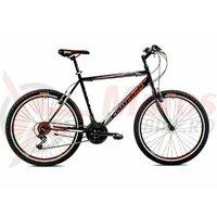 Bicicleta Capriolo Passion man Black/Yellow
