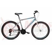 Bicicleta Capriolo Passion man Gri/Blue 19