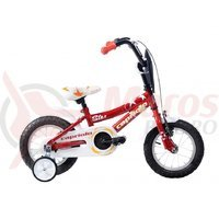 Bicicleta Capriolo Star Girl red 12