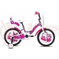 Bicicleta Capriolo Viola Girl violet 16